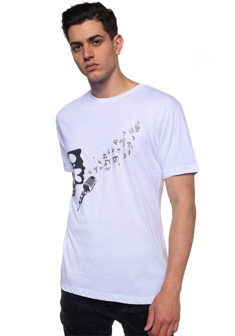 T-shirt Musica Lica1 | 8 | C-SHIRT-MUSICA UBIANCO