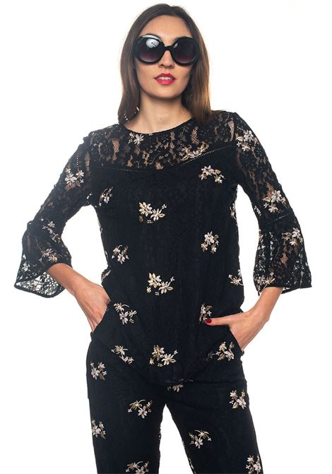 Casacca tessuto in pizzo Luckylu | 7 | 25LL-BL25PR0700