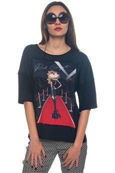 T-shirt over-size Luckylu | 8 | 25LL-TS05JM0700