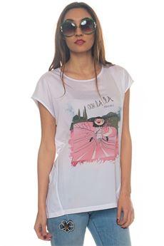 T-shirt over-size Luckylu | 8 | 25LL-TS29JM0006