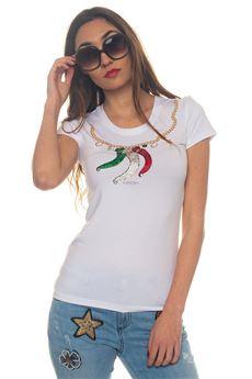 T-shirt manica corta Luckylu | 8 | 25LL-TS42JC0006