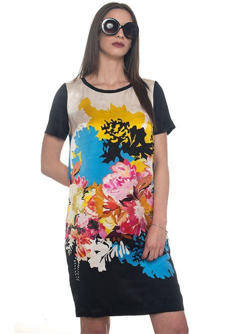 Fata/Floreal tunic dress Mariella Rosati | 130000002 | FATA/FLOREALY001
