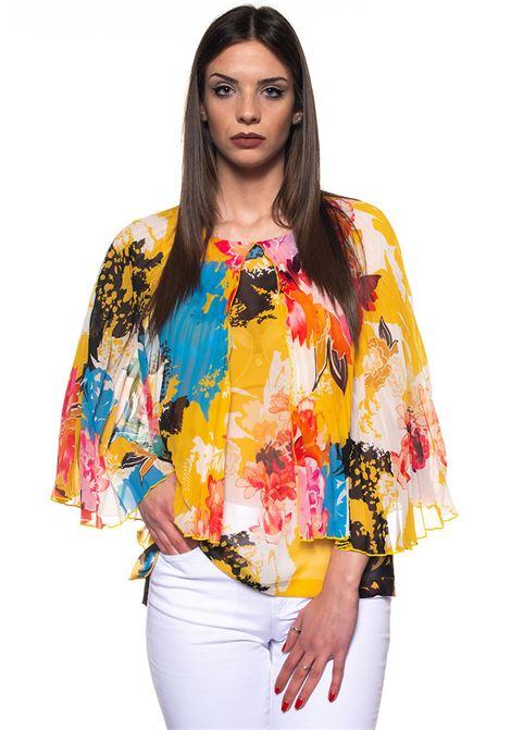 Wide tunic Mariella Rosati | 2035781291 | IMPERIAY001