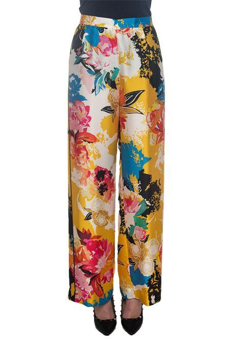 Pantalone morbido Nelida/Flower Mariella Rosati | 9 | NELIDA/FLOWERY001