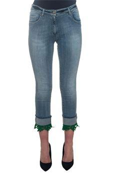 Jeans denim medio Pittore Mariella Rosati | 24 | PITTOREP001