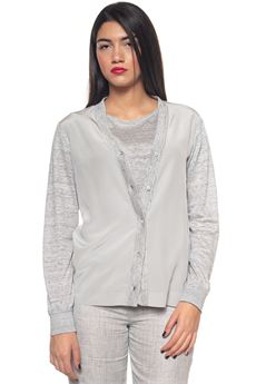 Cardigan bottoni Fertile Max Mara | 39 | FERTILE-144001