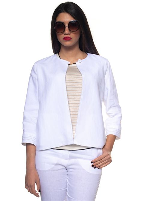 Paola Short jacket with 1 button Max Mara | 1631859650 | PAOLA-313005