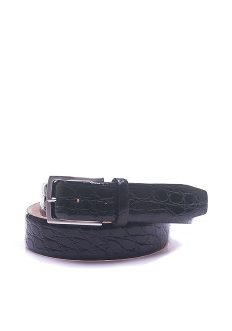 Crocodile belt MINORONZONI 1953 | 20000041 | MRS1811C49C99