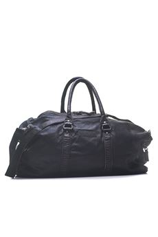 Big bag in leather MINORONZONI 1953 | 20000006 | MRS183B105C60