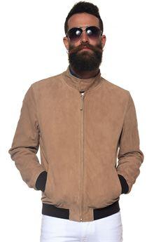 Bomber jacket MINORONZONI 1953 | -276790253 | MRS188J216C30