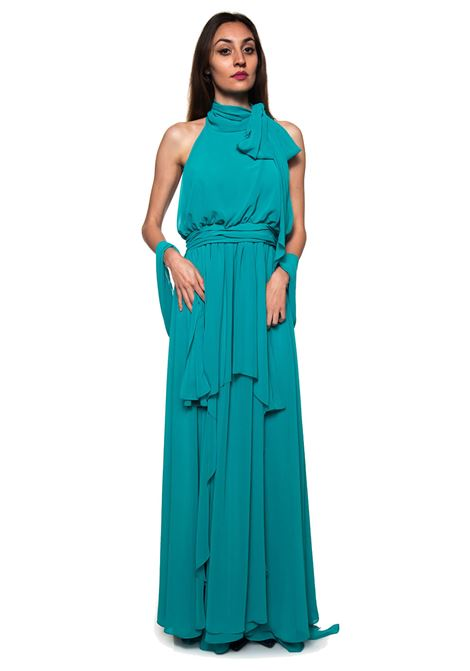 Evening gown Miss Max | 130000002 | 6075VERDE
