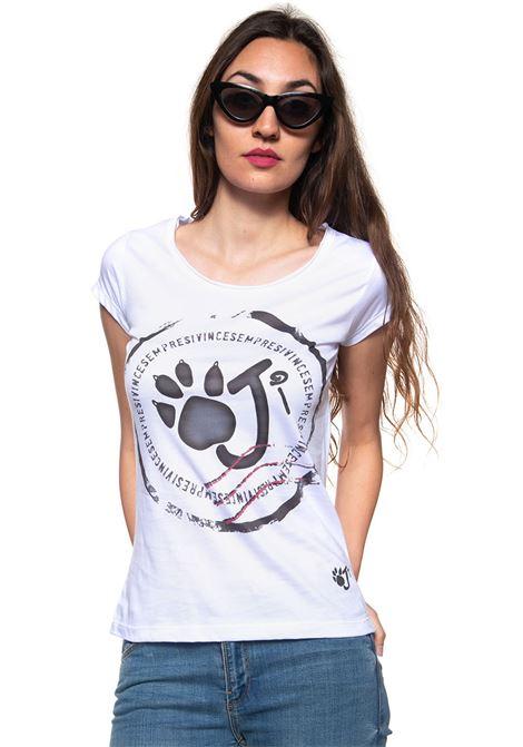 T-shirt Cerchio Oji Oji | 8 | CERCHIOOJIBIANCO