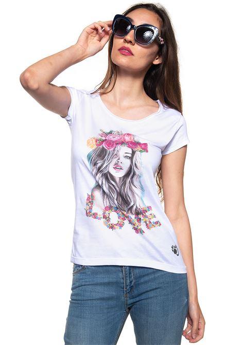 Gea T-shirt Oji | 8 | GEABIANCO