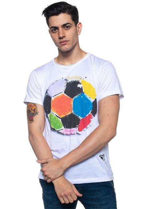 T-shirt Passione Oji | 8 | PASSIONEBIANCO