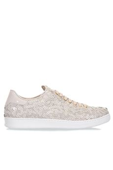 Shoes with sequins Panicale | 5032317 | PAILLETTESNATURALE