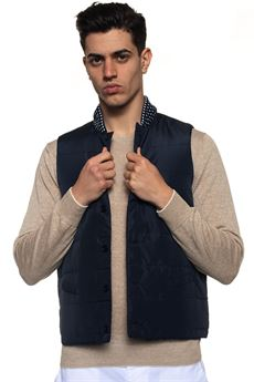 Vest with buttons Panicale | 38 | U22885-GLB0590