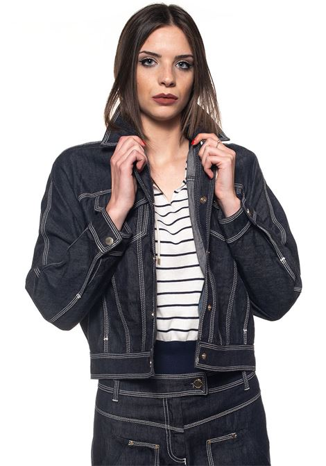 denim harrington jacket Pennyblack | -276790253 | BABORDO-301001