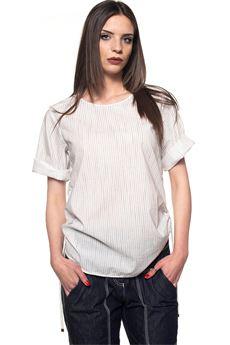 Eden women's tunic shirt Pennyblack | 6 | EDEN-357001