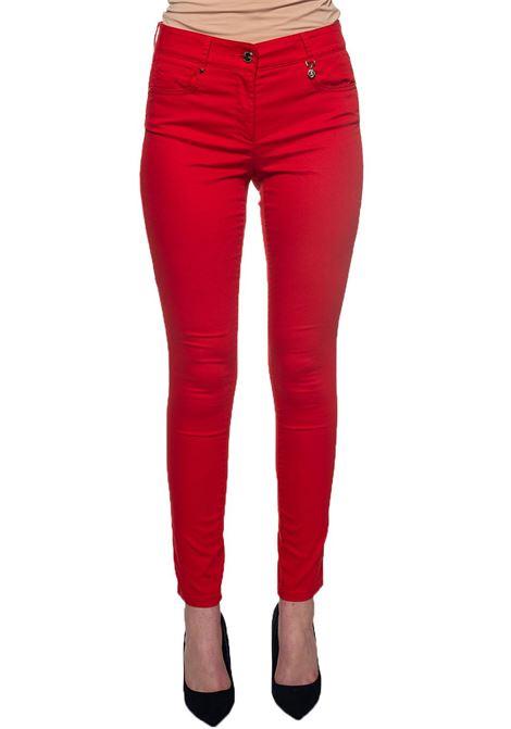 Pantalone gamba dritta Pennyblack | 9 | LACCATO-354003