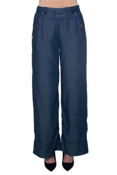 Laccio Soft trousers Pennyblack | 9 | LACCIO-300001