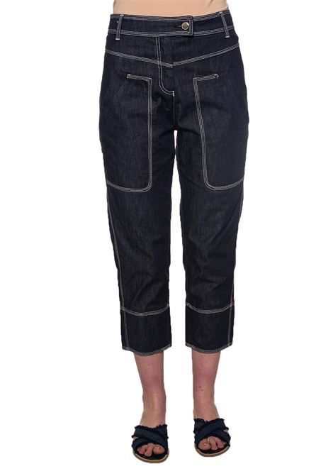 Jeans impunturato Laconico Pennyblack | 24 | LACONICO-301001
