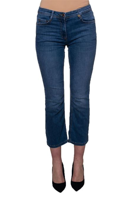 Jeans 5 tasche Lanolina Pennyblack | 24 | LANOLINA-362001