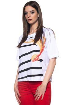 Realista Round-necked T-shirt Pennyblack | 8 | REALISTA-G07001