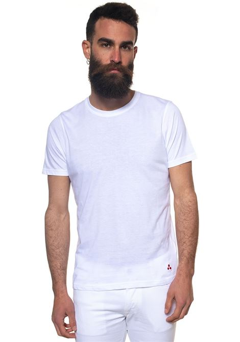 T-shirt girocollo Uozumi 01 Peuterey | 8 | UOZUMI-PEU2785BIA
