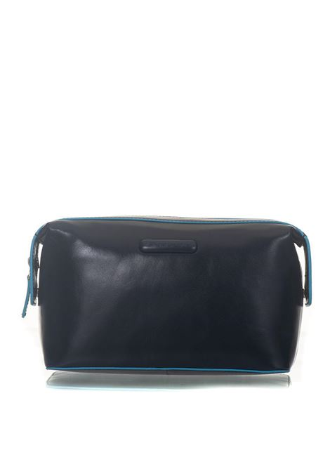 Toiletry bag Blue Square Piquadro | 20000001 | BY3851B2BLU2