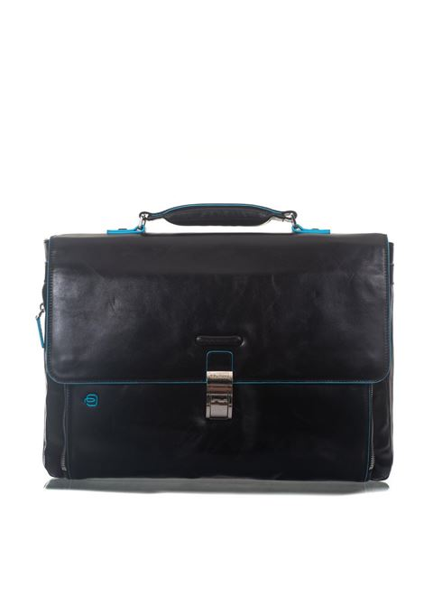 Over-flap, expandable computer bag Piquadro | 20000007 | CA3111B2N