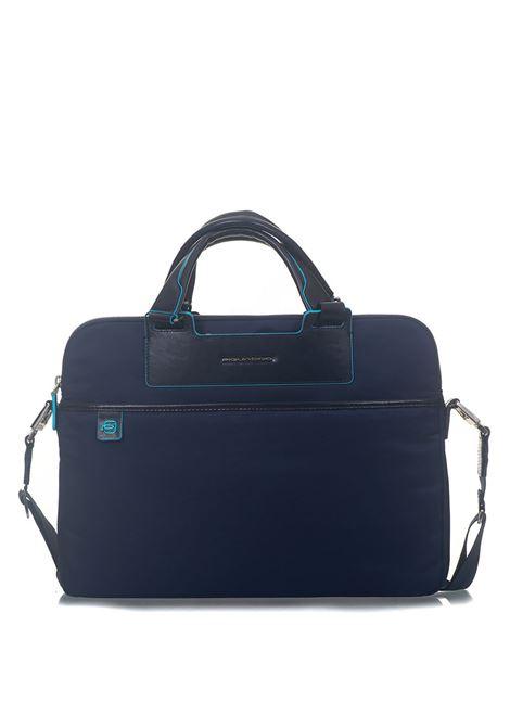 Portfolio briefcase w/ U-zip front pocket Piquadro | 20000007 | CA3133CEBLU