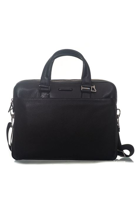 Two-compartment work satchel bag Piquadro | 20000007 | CA3339MON