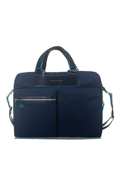 Portfolio briefcase with notebook Piquadro | 20000007 | CA3355CEBLU