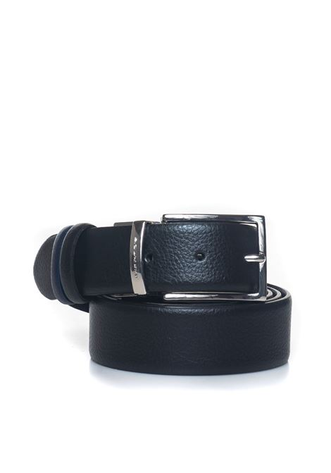 Double-faced belt Piquadro | 20000041 | CU4209MONBLU