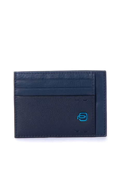 Credit card holder Piquadro | 5032240 | PP2762P15BLU3