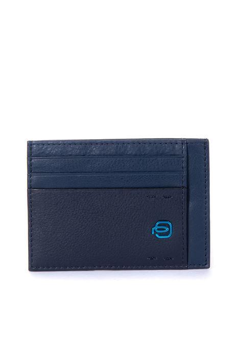 Porta carte di credito Piquadro | 5032240 | PP2762P15BLU3