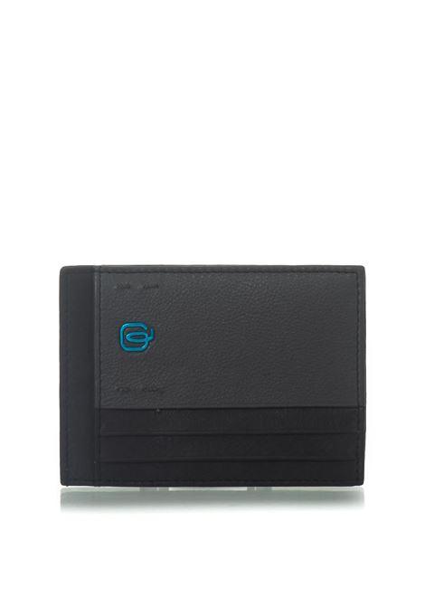 Bustina porta carte di credito tascabile Pulse Piquadro | 5032240 | PP2762P15N