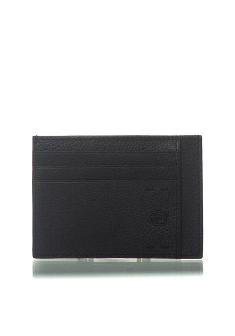 Bustina porta carte di credito tascabile P15Plus Piquadro | 5032240 | PP2762P15SN