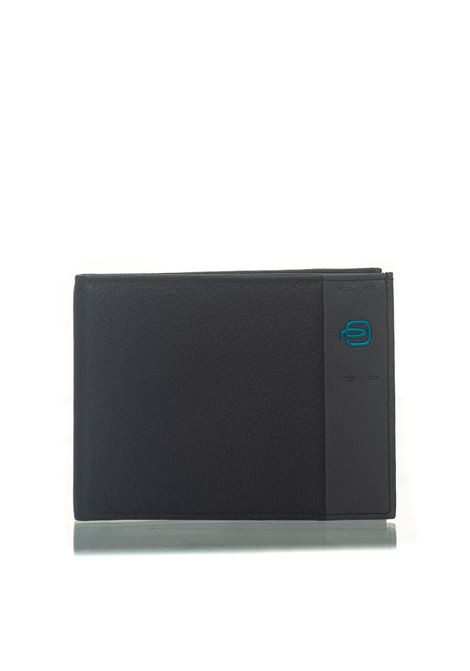 Men's wallet with 12 credit Piquadro | 63 | PU1241P15N
