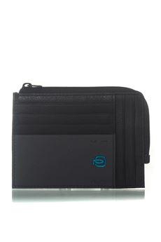 Bustina portamonete, documenti e carte di credito Piquadro | 5032240 | PU1243P15N