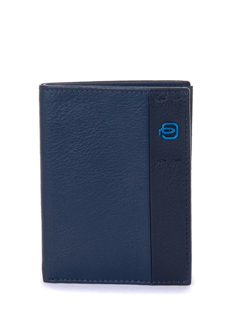 Wallet Piquadro | 63 | PU1393P15BLU3