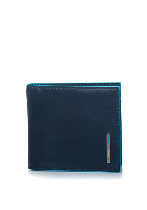 Wallet with money clip Piquadro | 63 | PU1666B2BLU2
