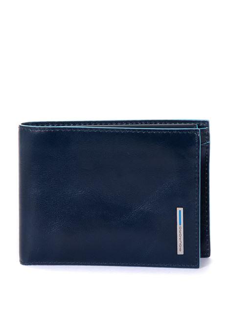 Wallet Piquadro | 63 | PU257B2RBLU2