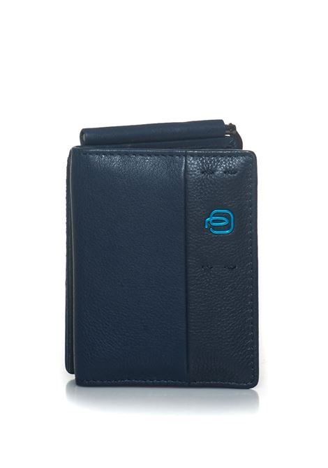 Wallet with money clip Piquadro | 63 | PU3890P15BLU3