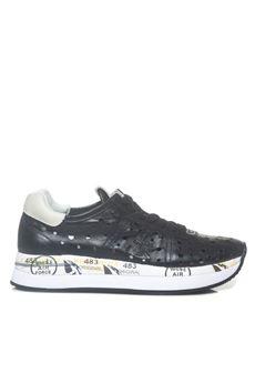 Conny 2965 Sneaker Premiata | 5032317 | CONNY2965NERO