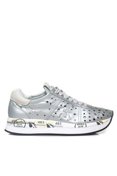 Conny 2966 Sneaker Premiata | 5032317 | CONNY2966ARGENTO