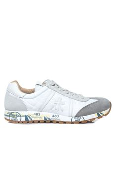 Lucy 3134 sneakers with laces Premiata | 5032317 | LUCY3134BIANCO