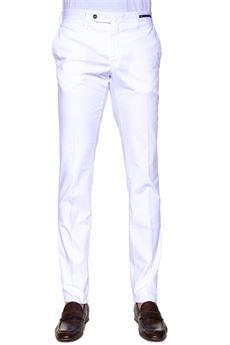 Pantalone modello chino PT01 | 9 | CODT01Z00CLA-SN930010