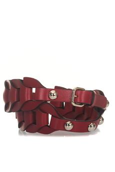 Leather belt Red Valentino | 20000041 | PQ0T0A05-XQPC61
