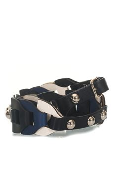 Leather belt Red Valentino | 20000041 | PQ0T0A05-XQPG6T